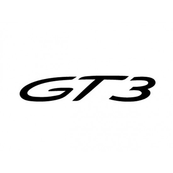 GT3 Decal