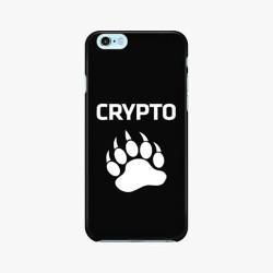 Crypto Bear Phone decal