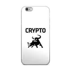 Crypto Bull Phone decal